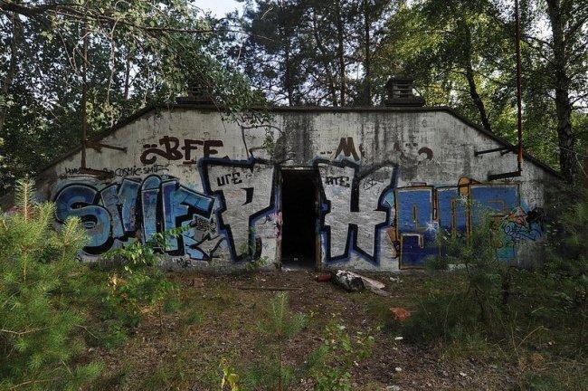 nva bunker oranienburg