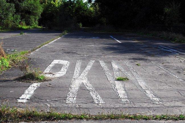 DDR grenze checkpoint bravo autobahn