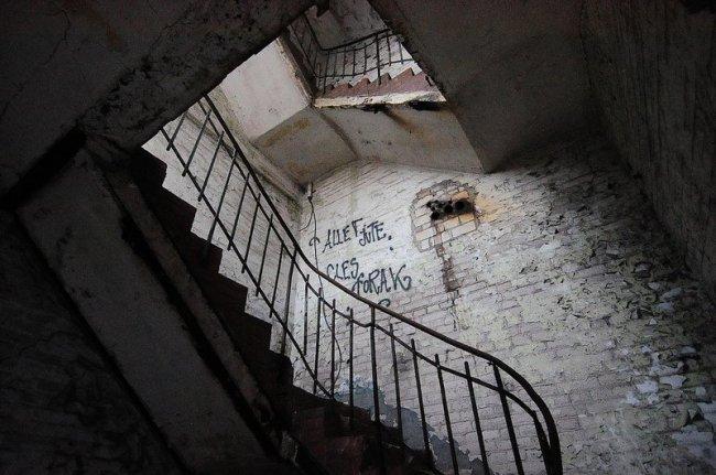 staircase veb baerensiegel adlershof berlin