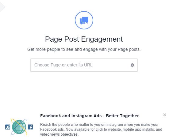 Instagram Ads Facebook Ad Manager
