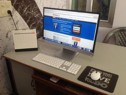 Blogging Cage by Kulwant Nagi