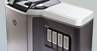 HP Multi Jet Fusion, uma impressora 3D gigante e muito rápida