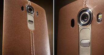 LG G4 tem belíssima tela e pode ser ótima escolha, mas não em couro
