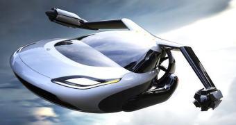 Terrafugia TF-X, o carro voador dos meus sonhos