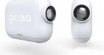 Graava, uma câmera que edita seus próprios vídeos