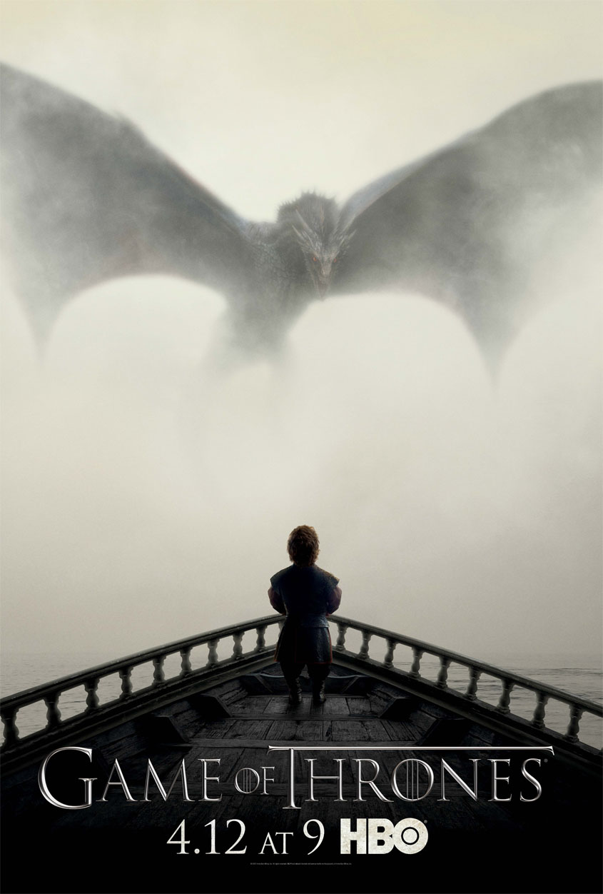 Game Of Thrones - Staffel 5 - Poster