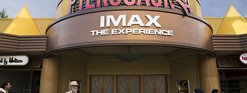 IMAX Jurassic World