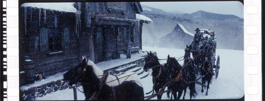 The Hateful 8 - 70mm Frame