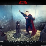 Batman vs Superman - Augmented Reality