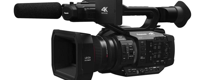 4K Camcorder HC-X1 von Panasonic