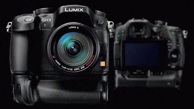 Panasonic GH3