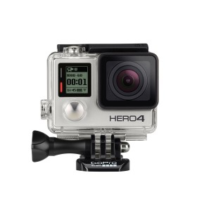 GoPro Hero 4 Silver Digital Nomad