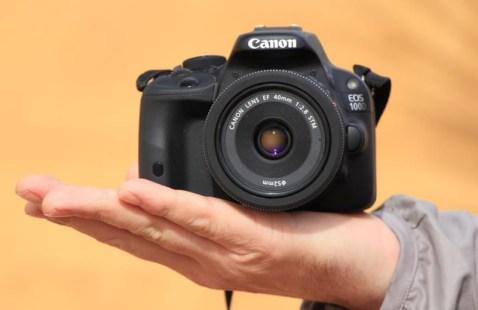 Canon EOS 700D Vs EOS 100D