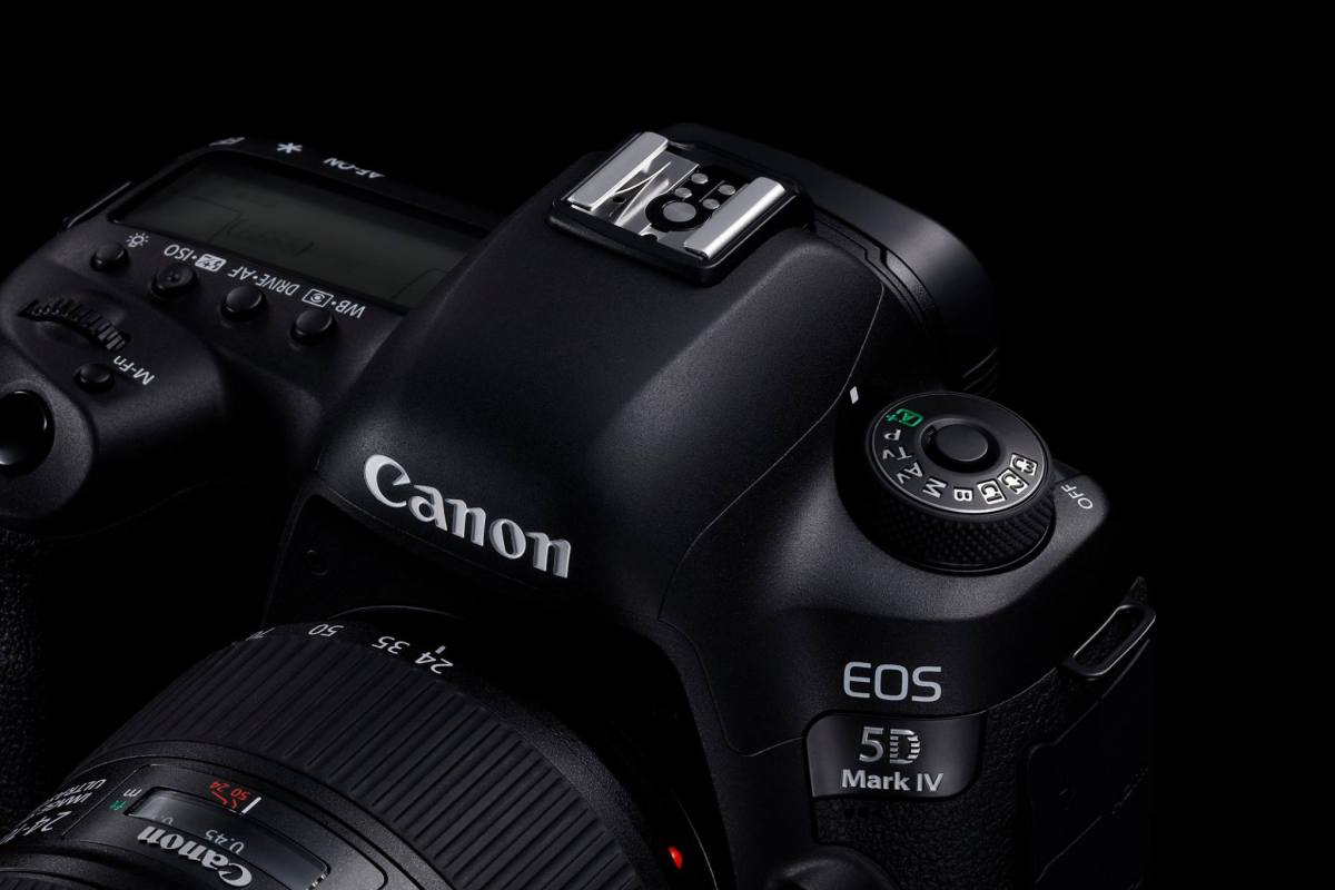 Canon EOS 5D Mark IV  Instruction or User Manual Available for Download in PDF