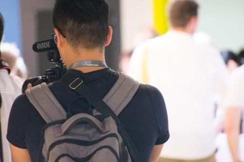 Nikon D3400 muestra