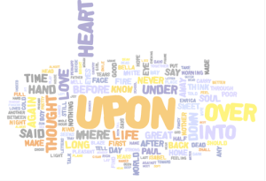 Wordle Reveries Word Cloud