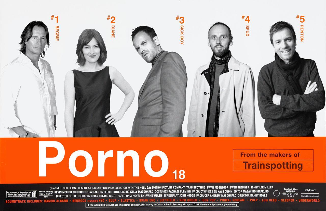 Poster do filme Trainspotting 2