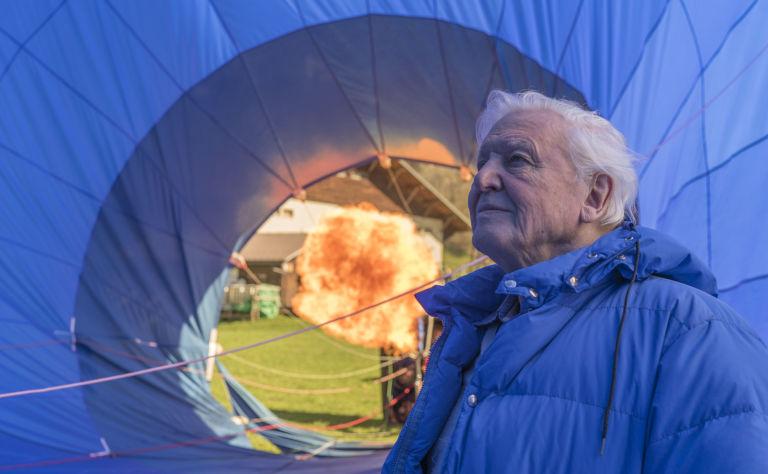 Planet Earth II: Sir David Attenborough