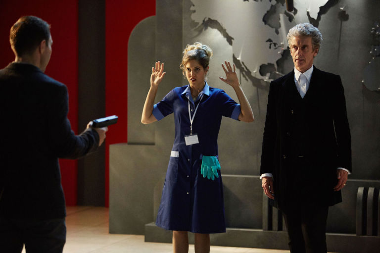 'Doctor Who: The Return of Doctor Mysterio'