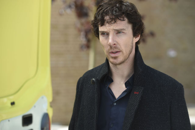 Sherlock: 'The Lying Detective'