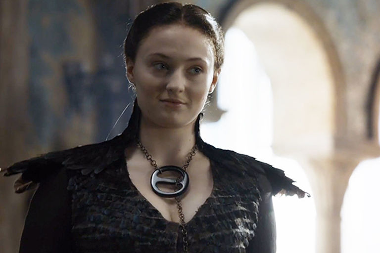 sansa stark on game of thrones