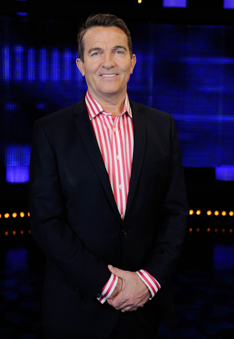 The Chase presenter, Bradley Walsh