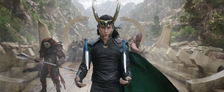 thor ragnarok first trailer grabs