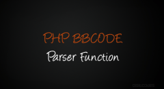 PHP BBCode Parser