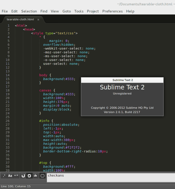 Install Sublime Text Editor in Fedora Linux & Red Hat Linux