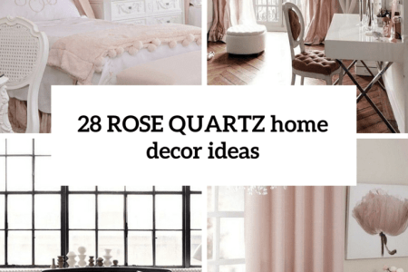 28 rose quartz home decor ideas cover