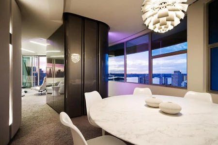 modern apartment glamour interior 2
