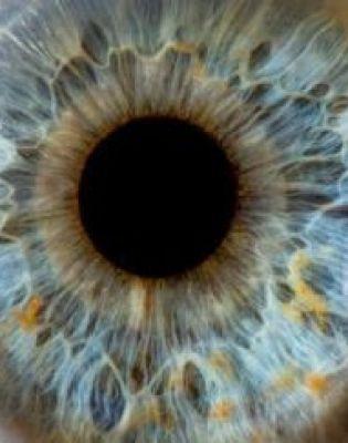 ude af øjet – digt af Claus Gall