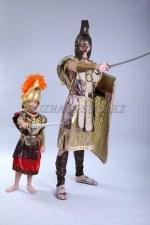 0814. Троянские воины