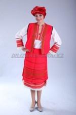 2201. Болгарский национальный костюм женский