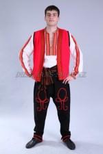 2200. Болгарский национальный костюм мужской