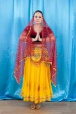 1277r . Индийский танцевальный костюм (1)