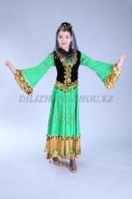 2157 уйгурский национальный костюм женский