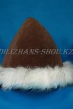 1786. Киргизский головной убор мужской
