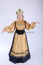 33636. Эстонский народный костюм