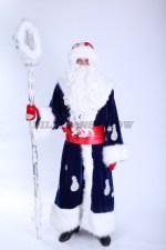 3683. Дед Мороз синий