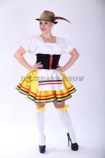3982. Магдалена. Женский немецкий костюм. Октоберфест.