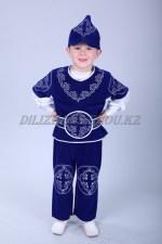 0002. Казахский костюм