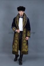 5860. Мужской казахский. В комплекте чапан и борек.