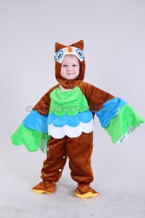Детские карнавальные костюмы для самых маленьких (от года до трёх)