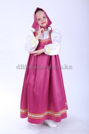 Русские детские национальные костюмы