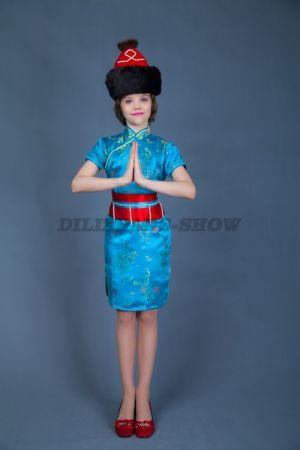 Детские национальные костюмы народов Севера