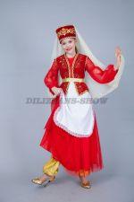 5297. Юзим. Татарский народный костюм.