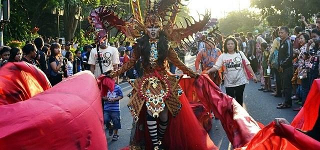 Mancavarna di Solo Batik Carnival 8