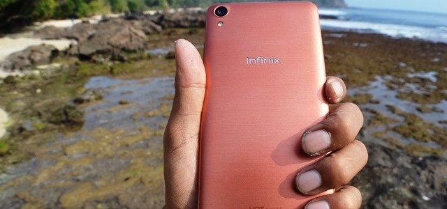 Infinix HotNote : HP Sejutaan, Kamera Tajam