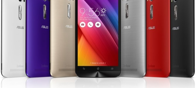 Zenfone 2 Laser 5.0 ZE500KL, Smartphone 4G Kamera Istimewa